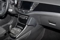 Kuda console Opel Astra K 2016- Zwart